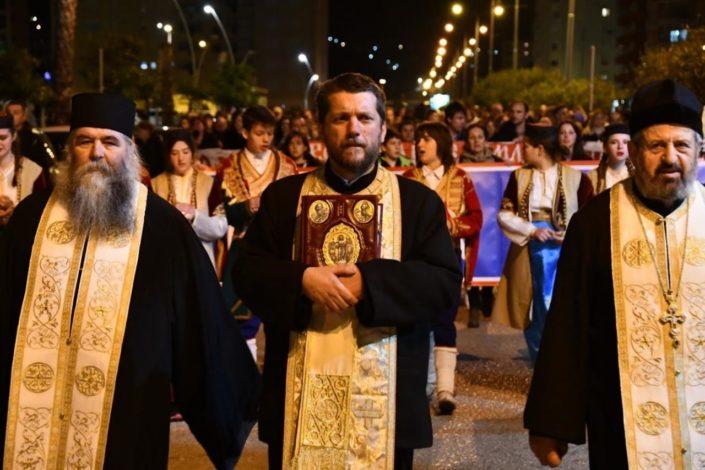 Otac Gojko Perović prelazi na novu dužnost