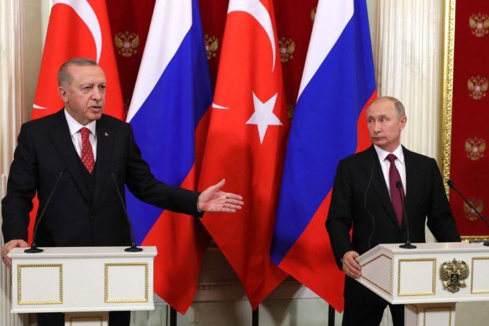 P. Antonopulos: Turska bi mogla preko noći okrenuti leđa Rusiji