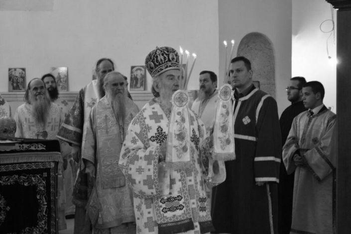 Upokojio se patrijarh srpski Irinej