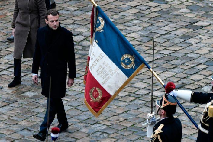 Kad Mustafa Cerić brani Francusku revoluciju od Makrona