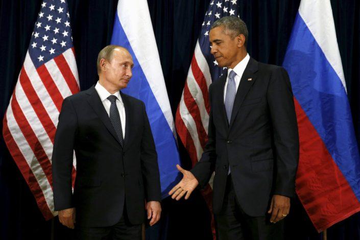 Obama u memoarima: Medvedev oličenje nove Rusije, Putin odlučan i čvrst