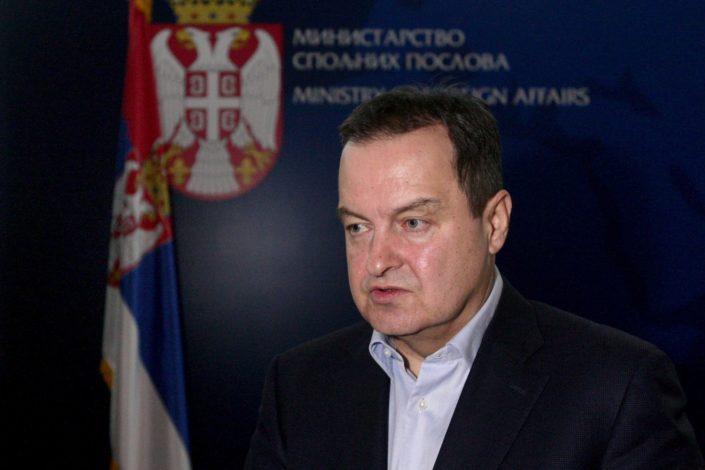 Dačić: Deo DOS-a nudio Miloševiću da ode u Rusiju, saradnici su ga izdali
