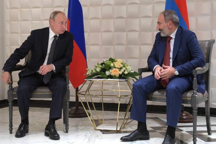 Jermenija se obratila Rusiji za pomoć, Moskva navela uslov