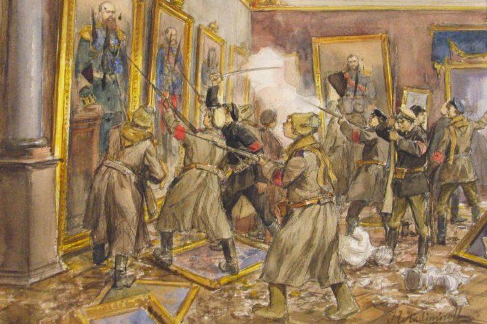 """V. Kolarić: """"Sunovrat ruske kulture (1917-1922)"""" Svetozara Poštića"""