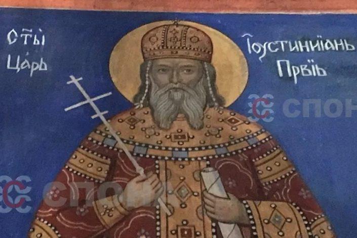"""Kosovska opomena: U manastiru SPC u Makedoniji """"preimenovane"""" freske"""