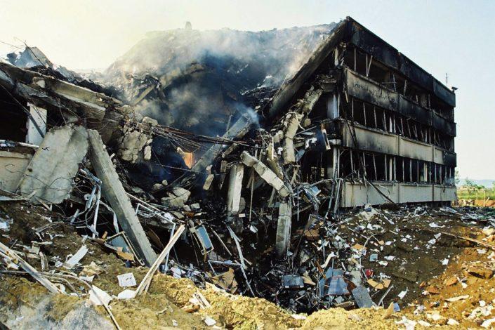 Objavljen deo sakrivenog izveštaja UN o posledicama NATO agresije