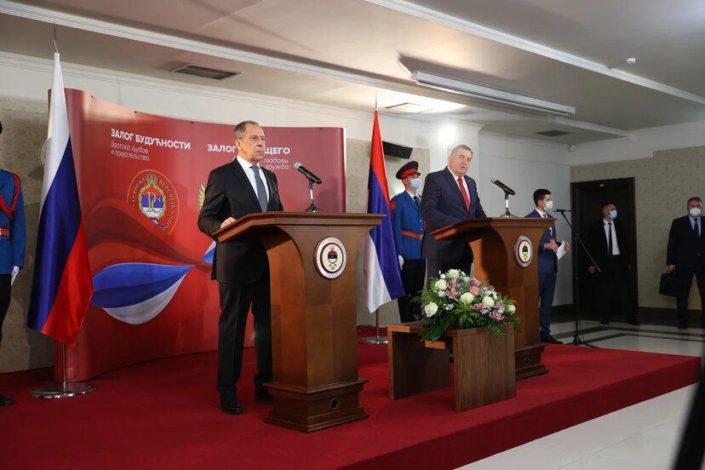 P. Ćeranić: Skandal sa Lavrovim ide u korist Republici Srpskoj