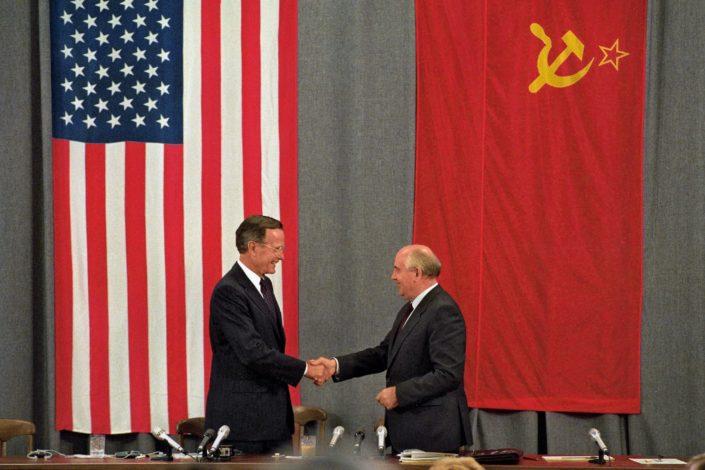 Uloga Gorbačova u raspadu SSSR-a
