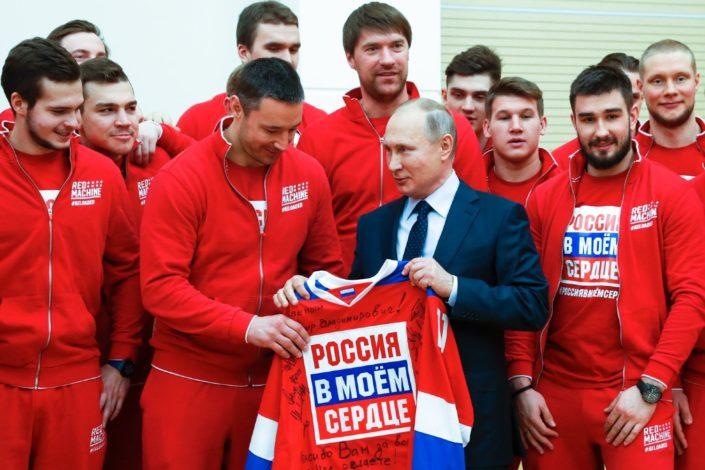 Ruski sport pod napadom Zapada