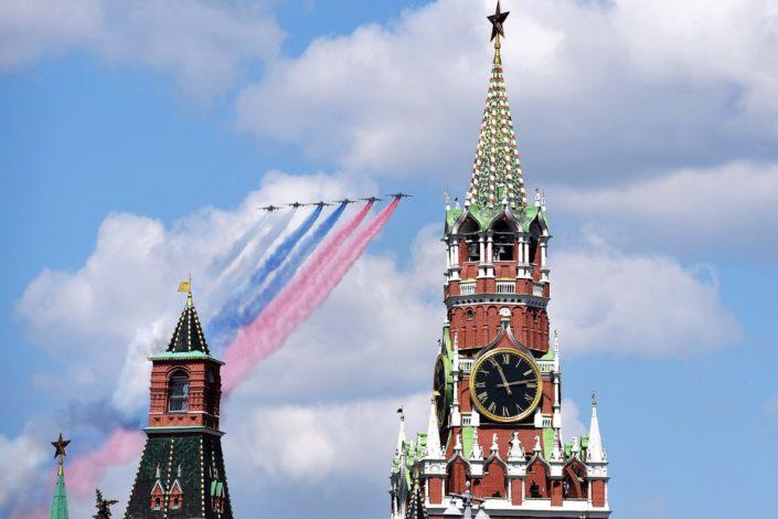 Posthladnoratovsko uzdizanje Rusije