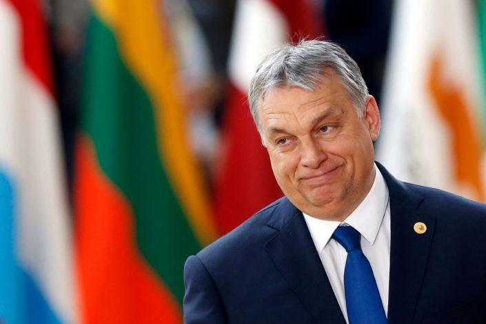 Orban: Evropa nije podlegla Sorošu, on sad lije krokodilske suze