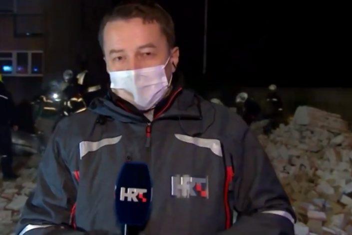"""Hrvatska nakon potresa: Od """"ubij Srbina"""" do """"četničkih projektila"""" na HRT-u"""