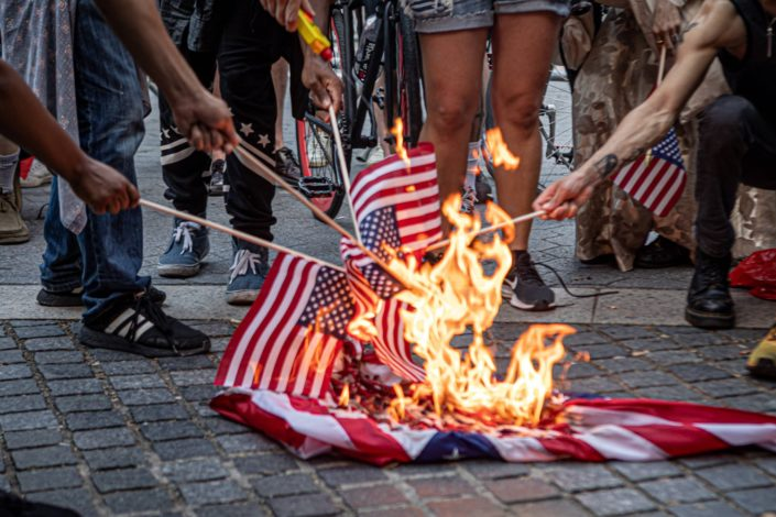 Američka država protiv američke kulture