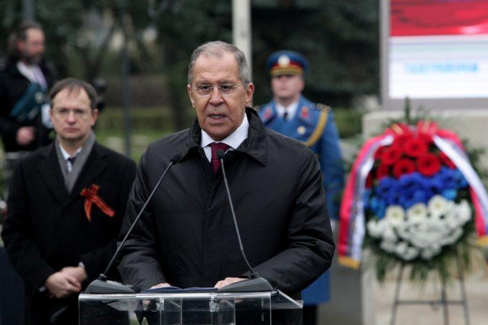 Nakon diplomatskog skandala u Sarajevu, Lavrov stigao u Beograd