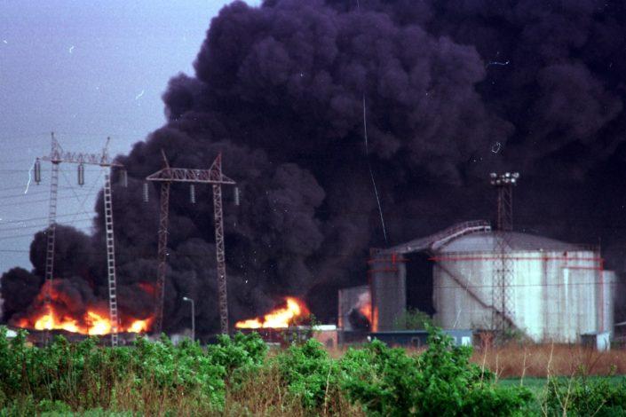 Prva tužba zbog bombardovanja Srbije stigla u NATO