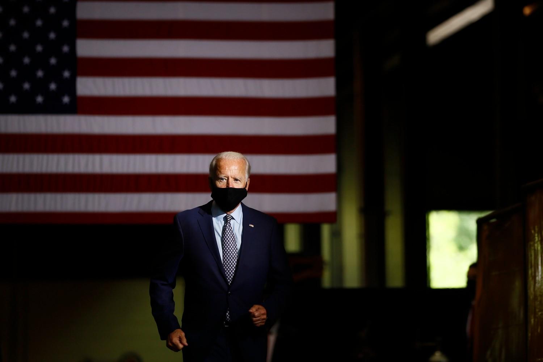 Новоизабрани амерички председник Џозеф Бајден (Фото: AP Photo/Matt Slocum)