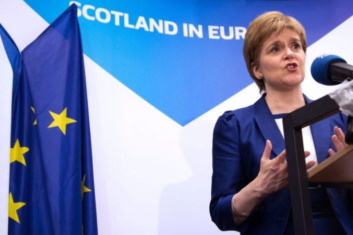 Škotska premijerka: Vratićemo se u EU kao nezavisna država