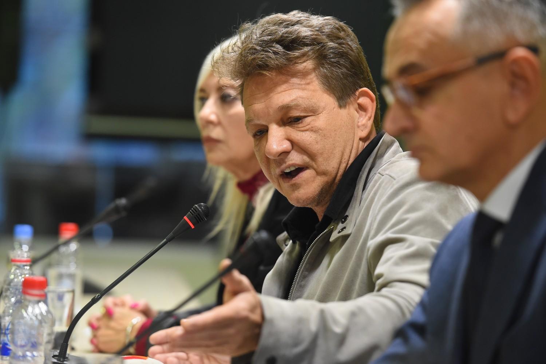 Srpski glumac i režiser Dragan Bjelogrlić (Foto: Tanjug/Dragan Kujundžić)