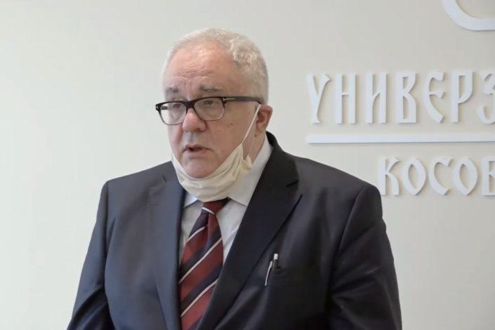 Pokret za odbranu KiM:  Kostićeva izjava neodgovorna i štetna