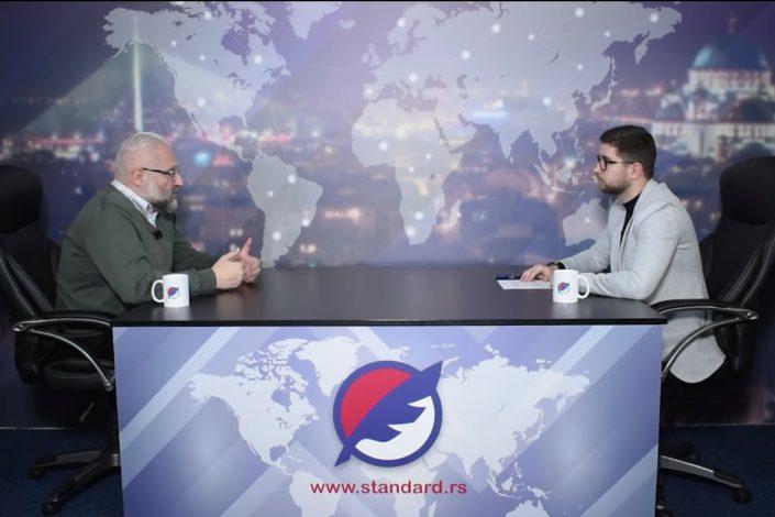 Vladimir Dimitrijević:U Srbiju je tiho uveden delikt mišljenja
