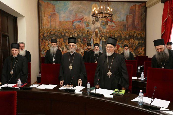 Sutra se bira patrijarh, hospitalizovan episkop Lavrentije