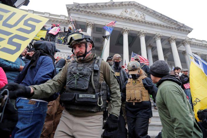 S. Trifković: Izbijanje klasičnog građanskog rata u Americi nije blizu