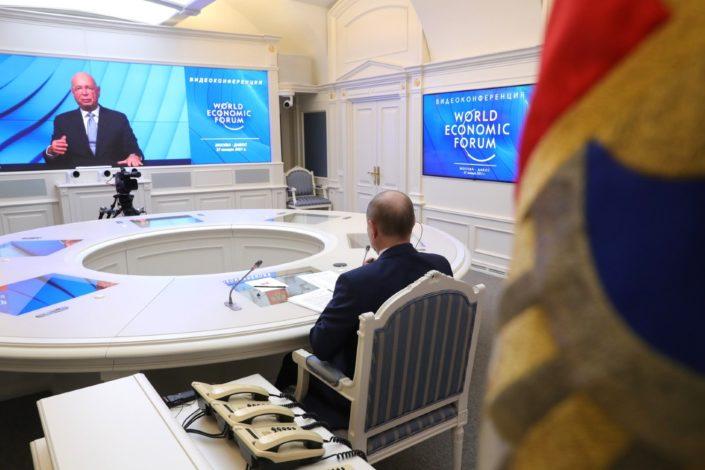 """Putin: Svet ne može izdržati sa ekonomijom koja služi samo """"zlatnoj milijardi"""" (2)"""