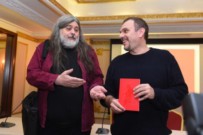 V. Kecmanović: Projekcija zarobljenog uma