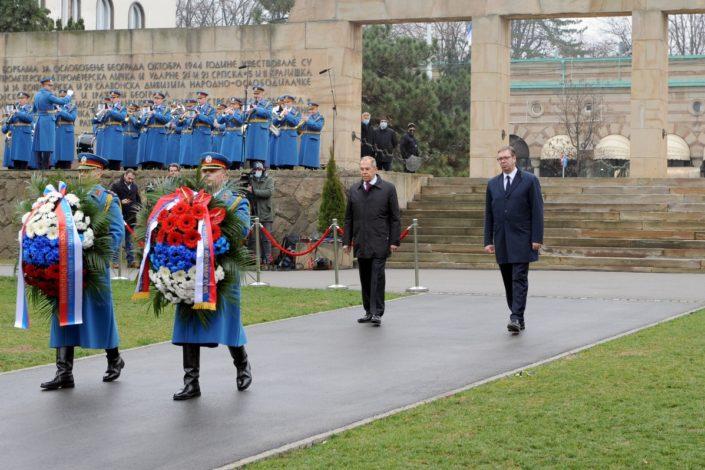 Srbija, Rusija i Drugi svetski rat