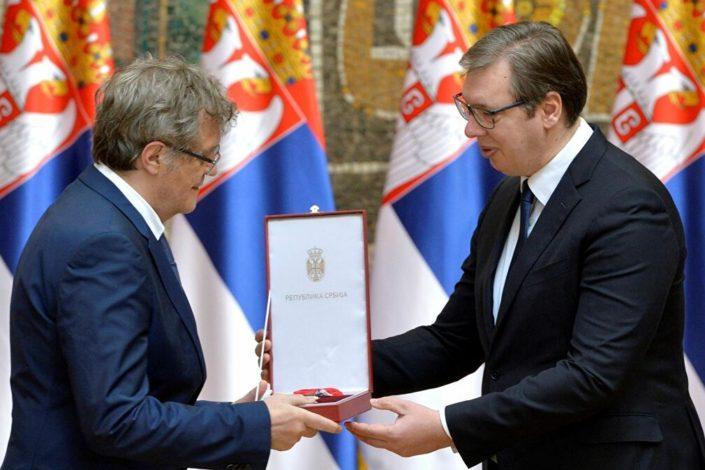 Kusturica: Nastavićemo da živimo ako održimo KiM i Republiku Srpsku