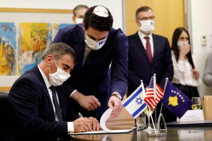Reakcije na uspostavljanje odnosa Izraela i Prištine, oglasila se i Turska