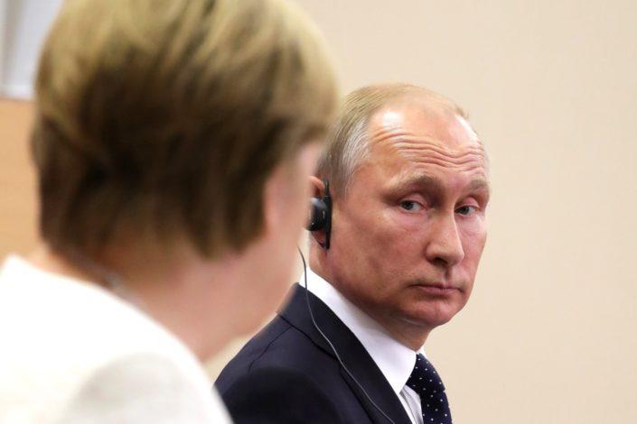 Rusija drži ključ nemačkog suvereniteta