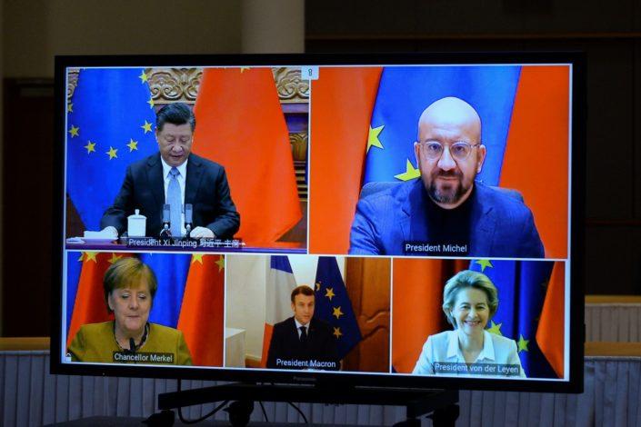 EU suspendovala sporazum sa Kinom o kojem se pregovaralo sedam godina