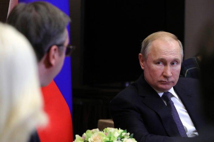 Hoće li Vučić i Putin uspeti da se dogovore oko isporuke gasa Srbiji?