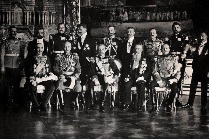Konsolidacija srpske države početkom 20. veka (2)