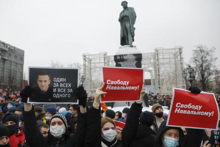 Navaljni je politički mrtav, liberali nisu
