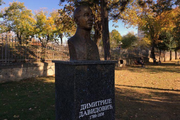 I. Miladinović: Dimitrije Davidović, pisac prvog srpskog ustava