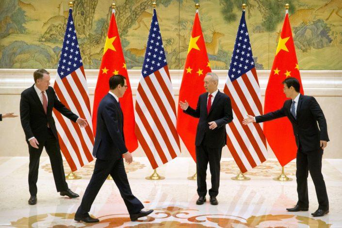 Kina i SAD, ko je ekonomski lider?