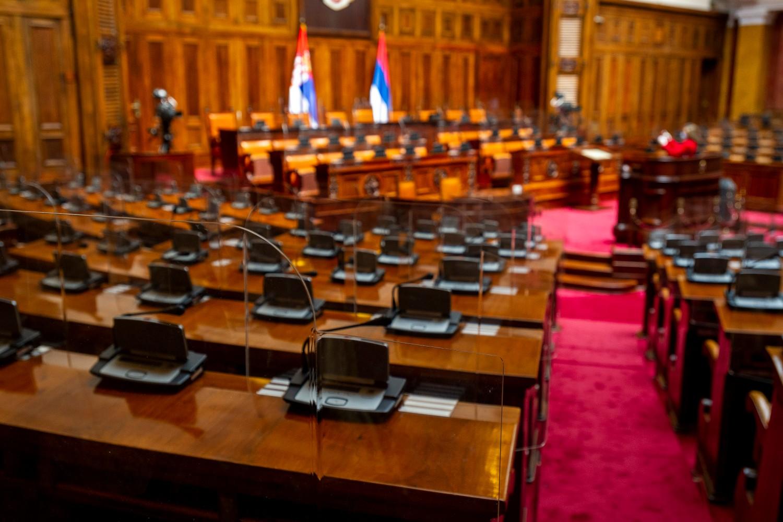 Народна скупштина Републике Србије (Фото: Танјуг/Андрија Вукелић)