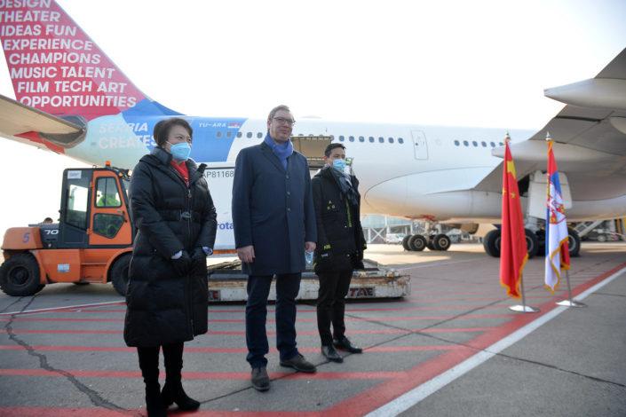 Blumberg: Kineske vakcine u Srbiji imaće geopolitičke posledice
