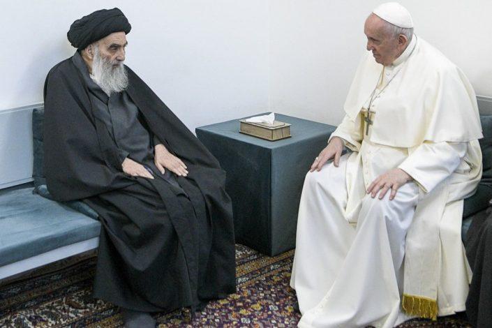 D. Bisenić: Vatikan i islamski svet ili papa u Iraku
