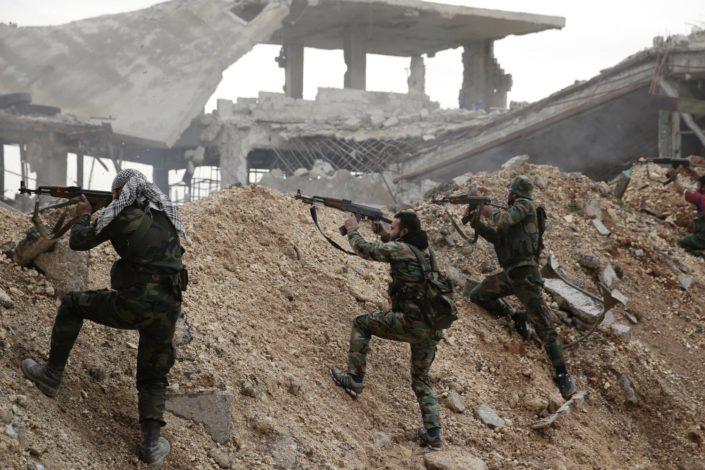 Deset godina od početka rata u Siriji ili od bisera Bliskog istoka do pakla