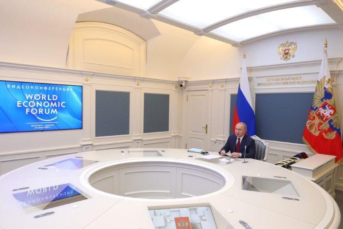 Putin: Preti nam krah međunarodnog poretka uz borbu svih protiv svih (1)