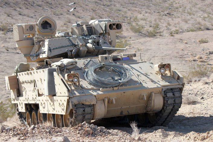 SAD poklanjaju Hrvatskoj 84 borbena vozila