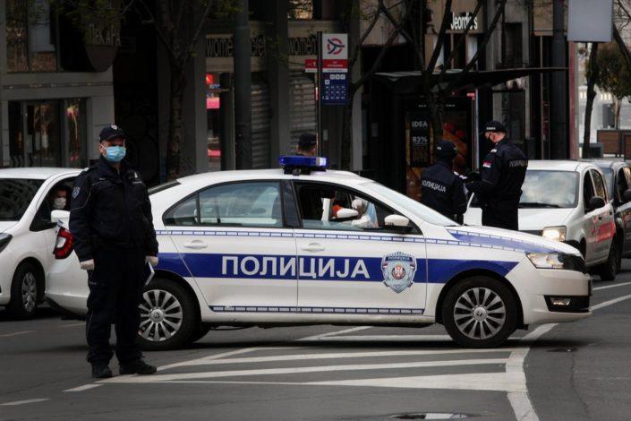 Uhapšen G. Papić, bivši zamenik načelnika SBPOK i blizak saradnik N. Stefanovića