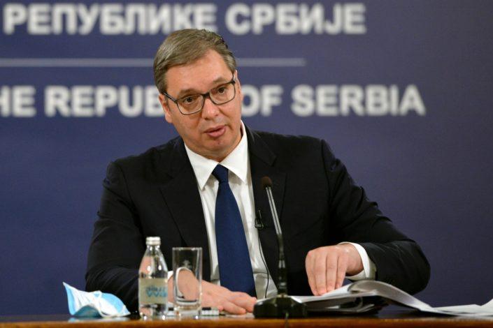 Vučić: Jedna sila traži povlačenje Kfora i Unmika sa KiM, to bi bila katastrofa