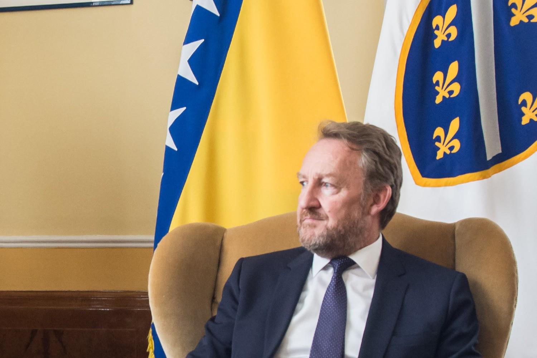 Bivši član Predsjedništva BiH Bakir Izetbegović (Foto: predsjednistvobih.ba)