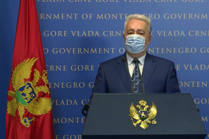 Krivokapić najavio smenu ministra zbog izjave o Srebrenici i izazvao krizu vlade