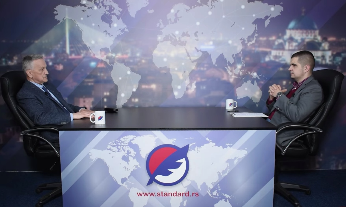 Dragan Ćirjanić: Evropa je izgubila identitet, ishod je neizvestan