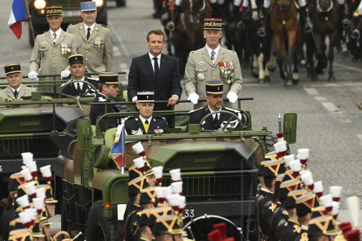 Otvoreno pismo 20 generala o građanskom ratu izazvalo buru u Francuskoj